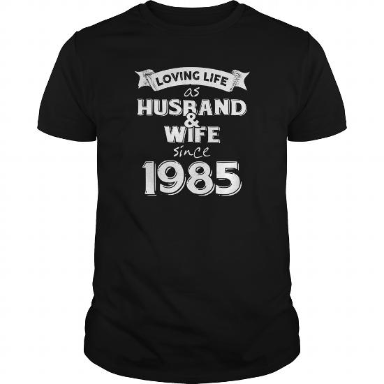 Husband Wife Since 1985