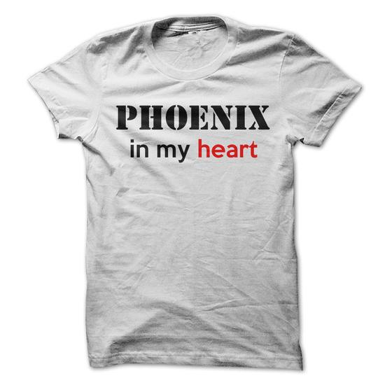 Phoenix In My Heart